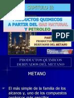 Productos Derivados Del Metano