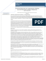 Strahlenfolter Stalking - TI - Gangstalking - Zusammenfassung Zum Organisierten Stalking - Freebeehive.de