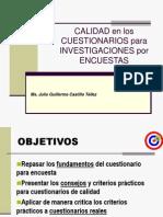 DEFINICIÓN CUESTIONARIOSPARAINVESTIGACIONPORENCUESTAS