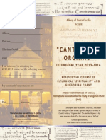 Depliant ENGLISH Course 2013-2014 Def
