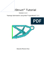 OptiStruct+Tutorial+11.0 Sample