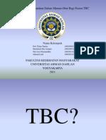 Pentingnya Kepatuhan Dalam Minum Obat Bagi Pasien TBC
