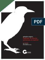Getafe Negro, festival de novela policiaca de Madrid 2013