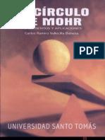 98814179 El Circulo de Mohr Fundamento y Aplicaciones