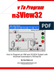 How to Program RSView32
