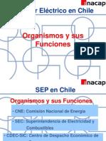 Organismos de SEP en Chile