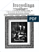Proceedings-Vol 09 No 01-Oct-Nov-Dec-1969 (George Van Tassel)