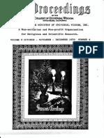 Proceedings-Vol 09 No 04-Oct-Nov-Dec-1970 (George Van Tassel)