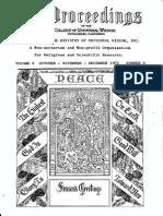 Proceedings-Vol 09 No 08-Oct-Nov-Dec-1971 (George Van Tassel)