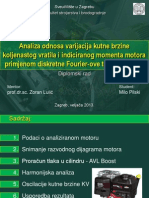 Prezentacija Diplomskog Rada - Milo Pilski