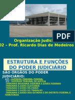 Organização Judiciária 14.08.13