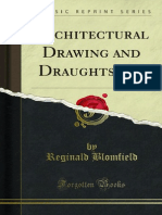 Architectural Drawing and Draughtsmen 1000028495