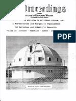 Proceedings-Vol 10 No 03-Jan-Feb-Mar-1974 (George Van Tassel)