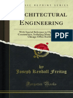 Architectural Engineering 1000063563
