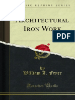 Architectural Iron Work 1000085624