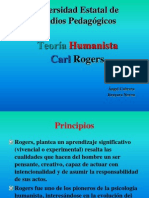Teoria Humanistica Carl Rogers