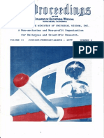 Proceedings-Vol 11 No 04-Jan-Feb-Mar-1977 (George Van Tassel)