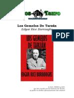 Burroughs, Edgar Rice - Los Gemelos de Tarzan