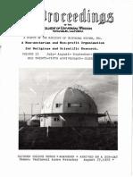Proceedings-Vol 11 No 10-July-Aug-Sept-1978 (George Van Tassel)