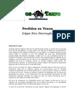 Burroughs, Edgar Rice - Perdidos en Venus