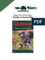 Burroughs, Edgar Rice - Tarzan El Invencible