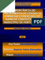Importância Treinam Vendas PVH.ppt