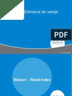 Recenseamento Nielsen Brasil e Areas Nielsen Brasil