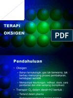 Prinsip Dasar Terapi Oksigen Oke