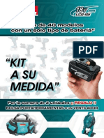 MAKITA - Kit a Su Medida