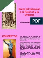 Retórica y Oratoria