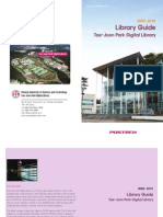 Library Guide(POSTECH Library) 2009-2010