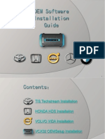 AllScanner Software Installatio Guide