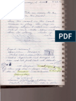Psychic Investigator Journal Notes - John Spira 01.02.09 p1-3of3