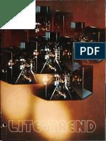 Halo Lighting Lite-Trend Catalog 1976