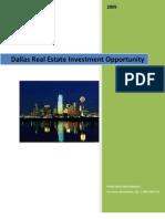 Dallas Investment Prospectus - TCCI.info