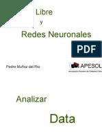 Redes Neuronales y Software Libre