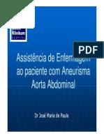 Aneurisma de Aorta