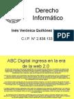 Derecho Informático - Ines Verónica Quiñonez