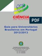 Guia Para Universitarios Brasileiros Em Portugal