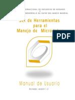 Set de Herramientas Para El Manejo de Microdatos - BANCO MUNDIAL