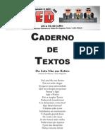 Caderno de Textos ENED 2011