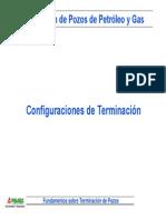 Configuraciones de Terminación