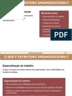 Fundamentos de Estruturas Organizacionais