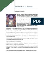 Archange Métatron et La Source - 17 octobre 2013