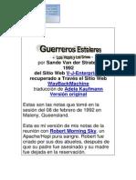 Guerreros Estelares - Los Hopis y Los Grises