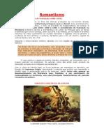 Romantismo Teoria 18.09.13 - II (1)