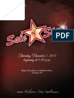 Sale Catalog - Sale of Stars
