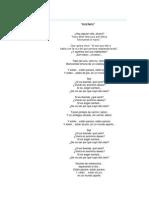 Letras Canciones 2013