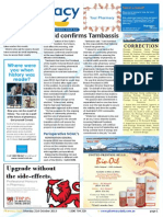 Pharmacy Daily for Mon 21 Oct 2013 - Guild confirms Tambassis, pharmacy heart training, bushfires, Sigma awards and much more