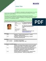 CV KhairulUmmah2012 Inggris